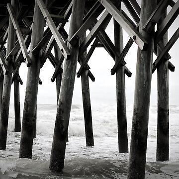 Fishing pier by KWhaleBone