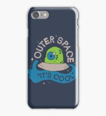 OUTER SPACE! iPhone Case/Skin