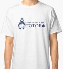 University of Totoro Classic T-Shirt