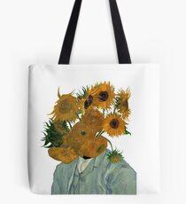 Vom Künstler wächst die Schönheit Tote Bag