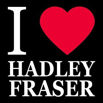 I love Hadley Fraser (2) by elisc