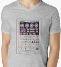 DrSampler Shirt Roland Boss SP-303 Shirt Art  Men's V-Neck T-Shirt