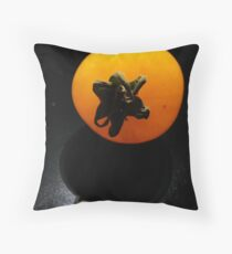 Yellow  Baby Throw Pillow