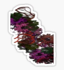 Soft Flowers Sticker