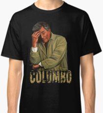 Columbo - Peter Falk Classic T-Shirt