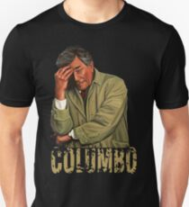 Columbo - Peter Falk Unisex T-Shirt