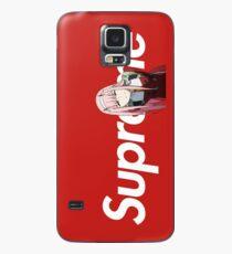 Funda/vinilo para Samsung Galaxy 02 imitación