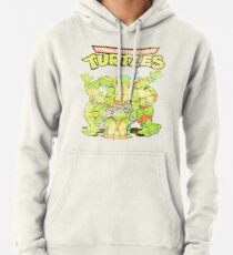 Retro Ninja Turtles Hoodie