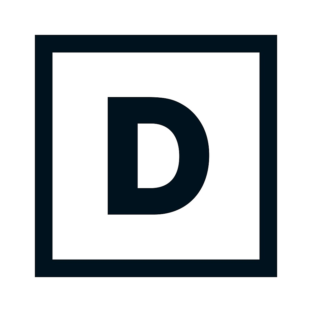 "Alphabet ""D"" by Hell-Prints"