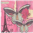 Paris by Bec Schopen