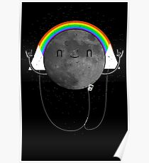Dark Side of the Moon Parody #473827481 Poster