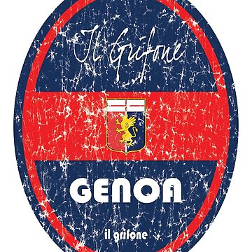 Serie A - Genoa (Distressed) by madeofthoughts