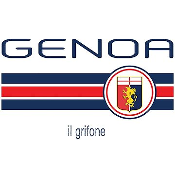 Serie A - Genoa (Away White) by madeofthoughts