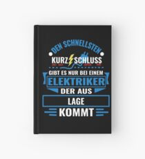 LOCATION - We have the best electricians, no one gets it so fast. Hardcover Journal