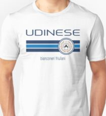 Serie A - Udinese (Away White) Unisex T-Shirt