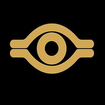 Millennium Eye - Yu-Gi-Oh! by Fayzun