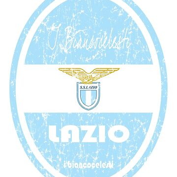 Serie A - Lazio (Distressed) by madeofthoughts