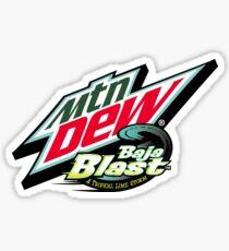 Baja Blast Sticker