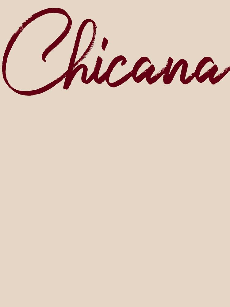 Chicana by LatinoTime