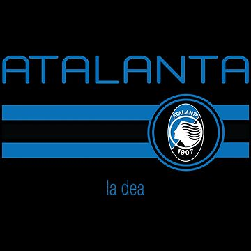 Serie A - Atalanta (Home Black) by madeofthoughts
