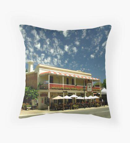 Hahndorf, Adelaide Hills Throw Pillow