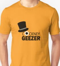 Mighty Boosh - Cockney Geezer Unisex T-Shirt