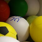 Balls by KimOZ