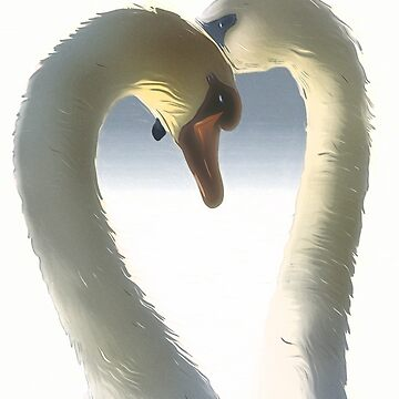 Swans Heart by simpsonvisuals