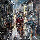 Dusk After the Rain by Stefano Popovski