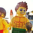 We Dem Boyz by bricksailboat