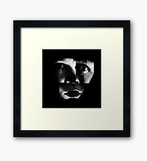 mrs scatteredimage Framed Print