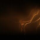 Lightning Strike by Sprinkla
