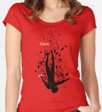 iCarus Women's Fitted Scoop T-Shirt