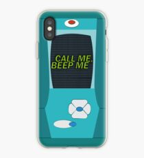 "Kim Possible Cosplay ""Call Me, Beep Me"" for iPhone iPhone Case"
