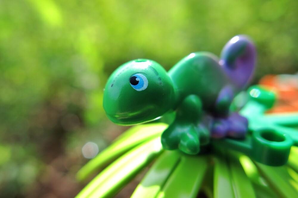 Lizard by bricksailboat