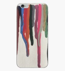 Dripping Paint iPhone Case