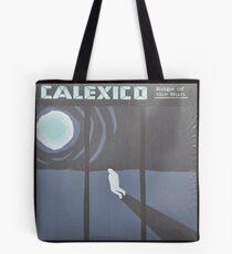 Calexico Edge of the sun LP Sleeve artwork fan art Tote Bag