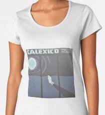 Calexico Edge of the sun LP Sleeve artwork fan art Women's Premium T-Shirt