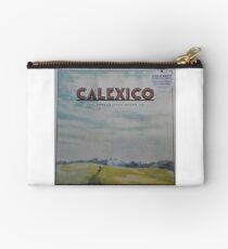 Calexico - The thread that keeps us LP Sleeve artwork Fan art Studio Pouch