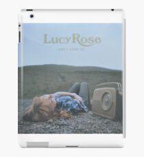Lucy Rose - like i used to LP Sleeve artwork Fan art iPad Case/Skin