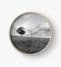 Lonely Tree Clock