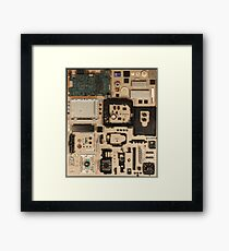 Playstation 2 Framed Print