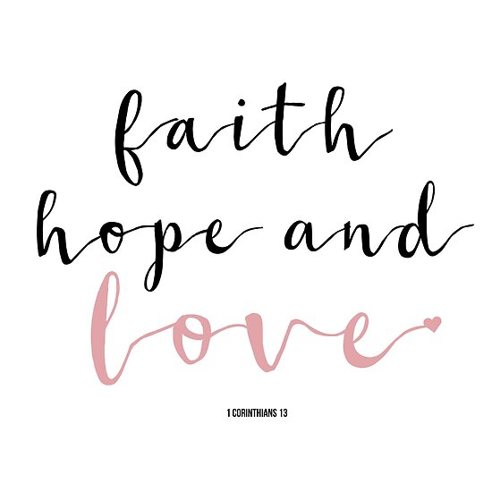 Love And Faith Quotes: Cute Girly Christian Quotes Handwritten