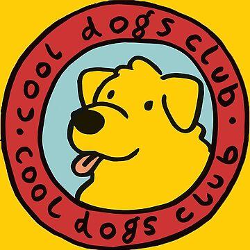 cool dogs club by aniekandya