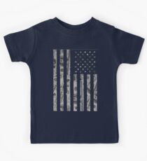 American Flag Money Kids Clothes