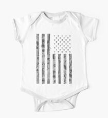 American Flag Money One Piece - Short Sleeve