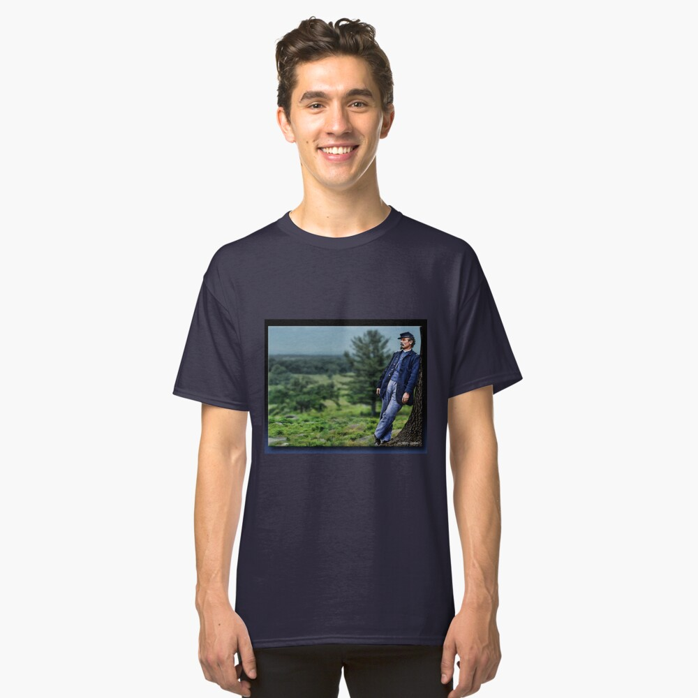 Gettysburg Classic T-Shirt Front