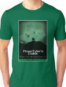 Rose Tyler's Dalek T-Shirt