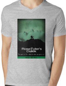 Rose Tyler's Dalek Mens V-Neck T-Shirt