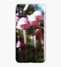 April Forest Pinks iPhone Case